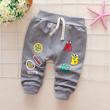 Newborn Cotton Pants