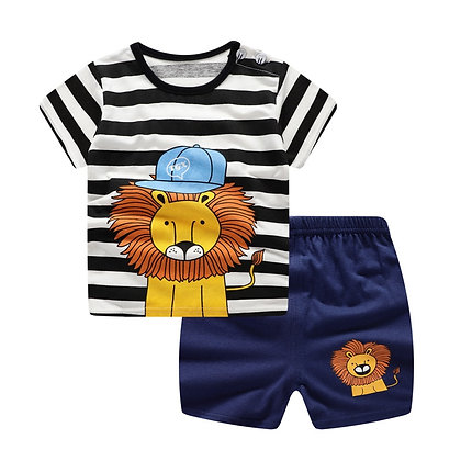 Summer Clothing Sets for Boys at GOOGOOSTORE