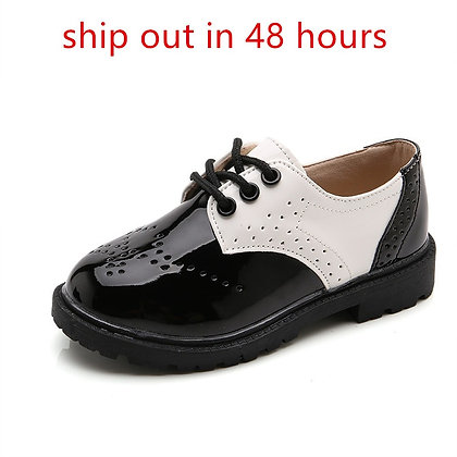 New Spring Shoes for Boys Girls British Style Children's Casual Sneakers