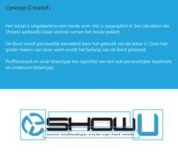 ShowU - Creatief Concept