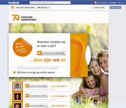 NN - Facebook App