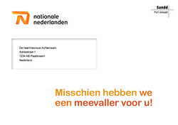 NN - Envelop direct mail