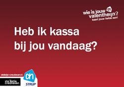 AH - Inhaak campagne Valentijn 2014
