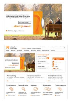 NN - Banner website
