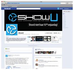 ShowU - (vb) Facebook