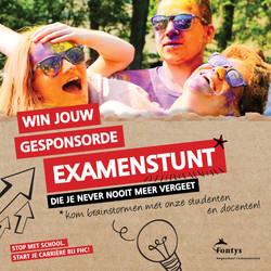 Examenstunt