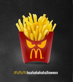 MC DONALDS - Halloween 2013