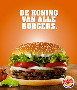 BURGER KING - Koningsdag 2015