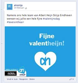 AH - Inhaker Valentijnsdag 2014