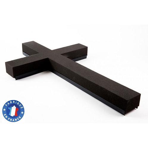 OASIS® EYCHENNE® ALL BLACKTM Croix 80CM