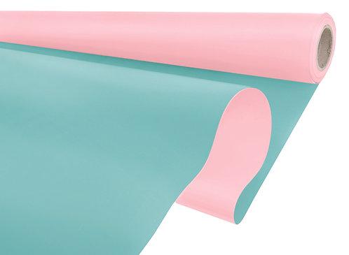 RLX CELLO DuoMat rose/turquoise 0.79CMX40M 40µ