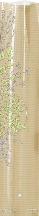 100 Etuis - Obelia 16x80 cm 40µ NATUREL