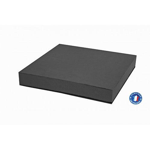1 Plaques avec base EYCHENNE® ALL BLACK™ 1M X 1M