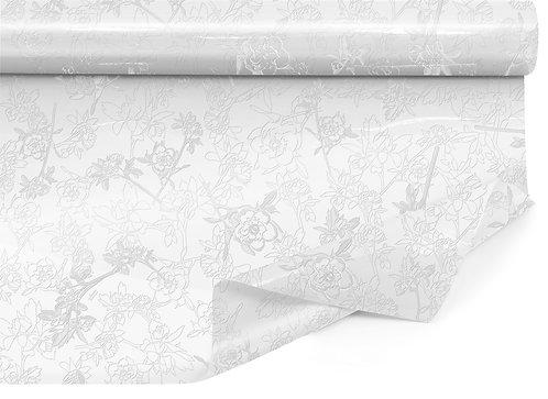 RLX Clayrbrill Tiphanie 0.80X40M 35µ WHITE
