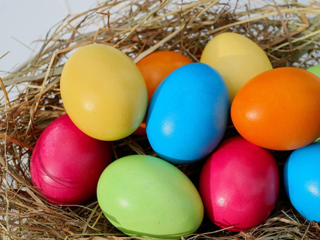 Easter at S2 Food Bank
