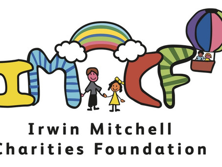 Thank you to Irwin Mitchell for their kind donation!