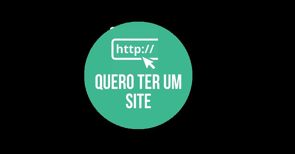 quero ter um site