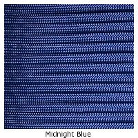 Midnight Blue 550 commercial Paracord