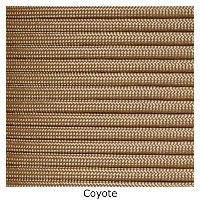 Coyote Brown 550 commercial Paracord