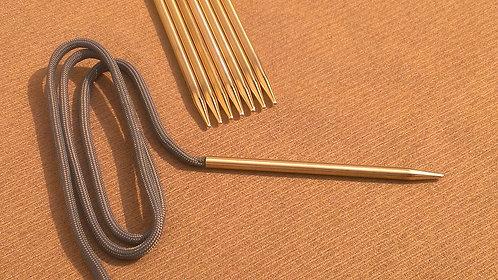 Paracord lacing Needles (fids)