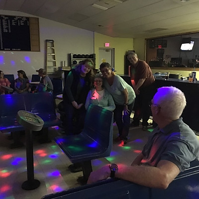 Family Bowling Day