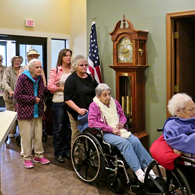 Senior Women's Tea - ages 90 and over