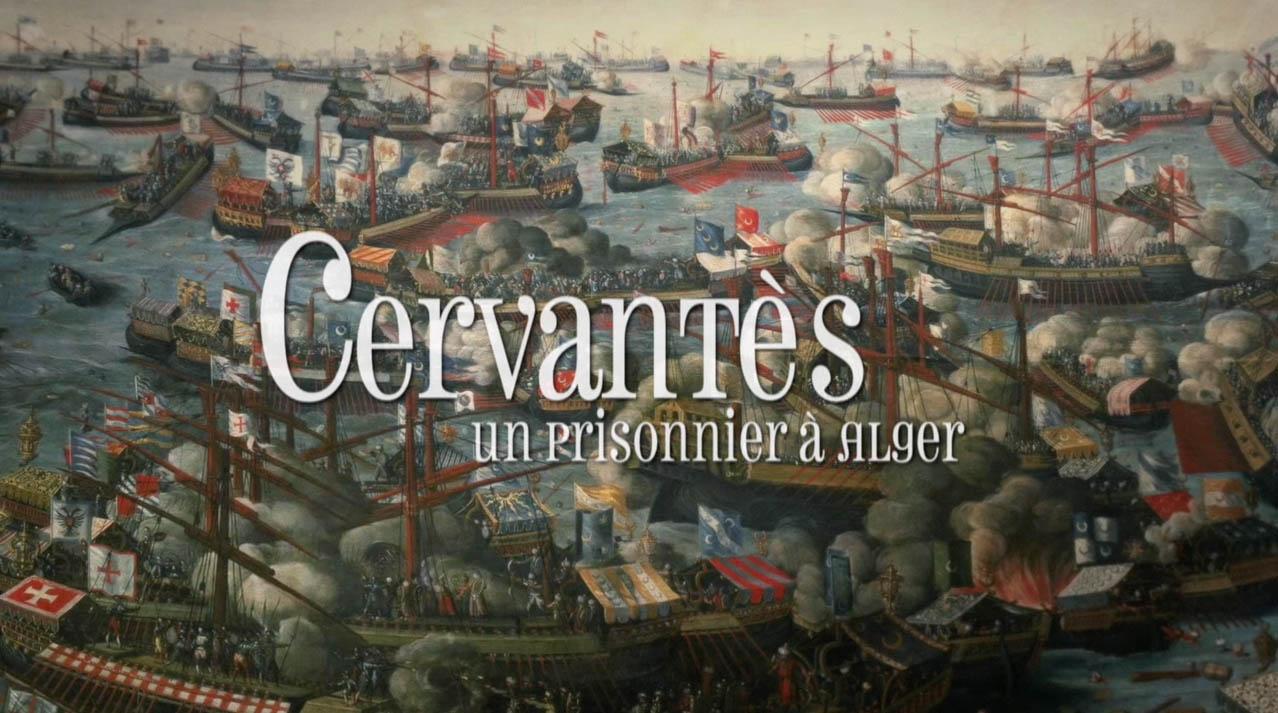 Cervantes, un prisonnier à Alger