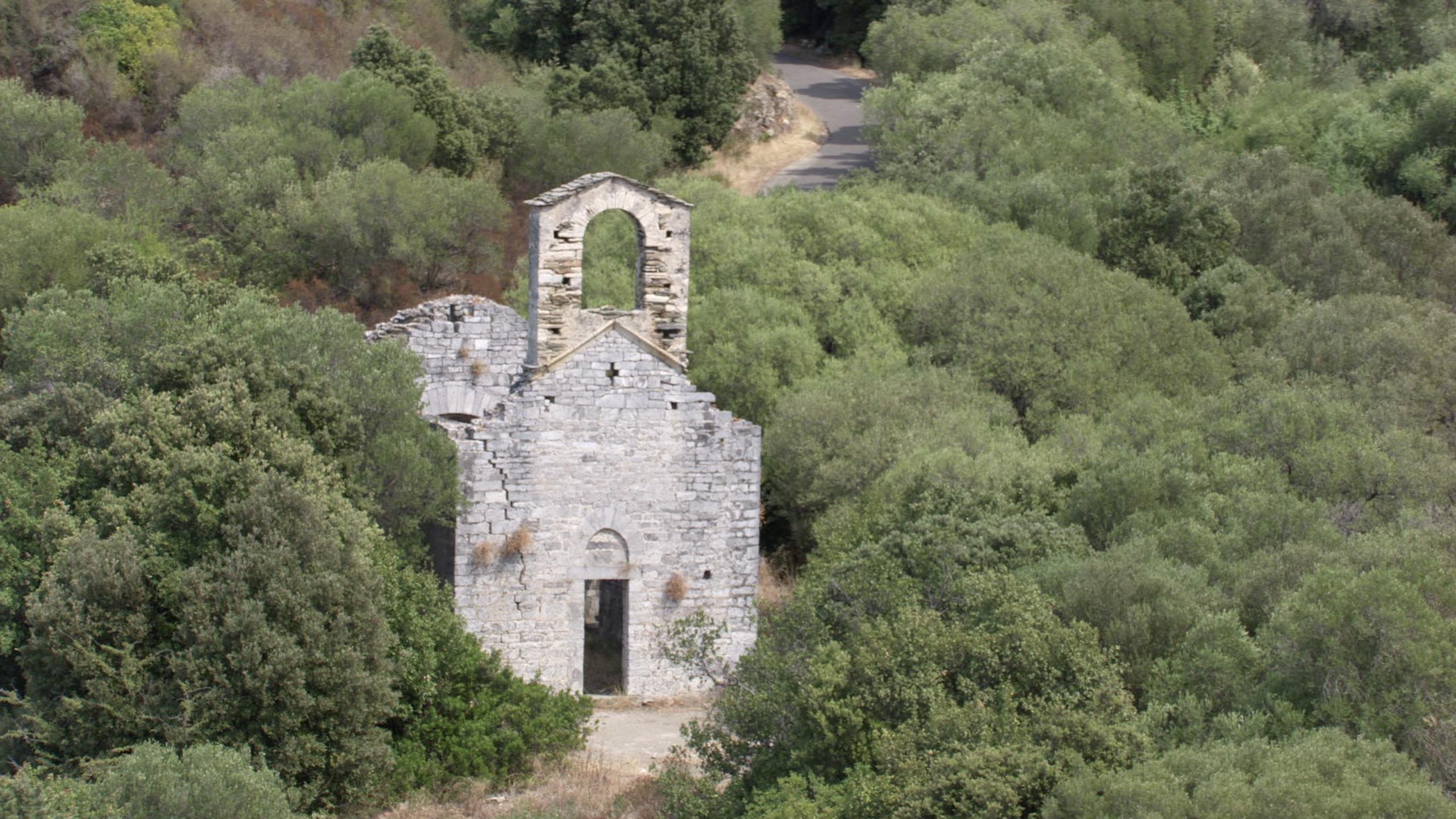 Terres du nord de l'île de Corse