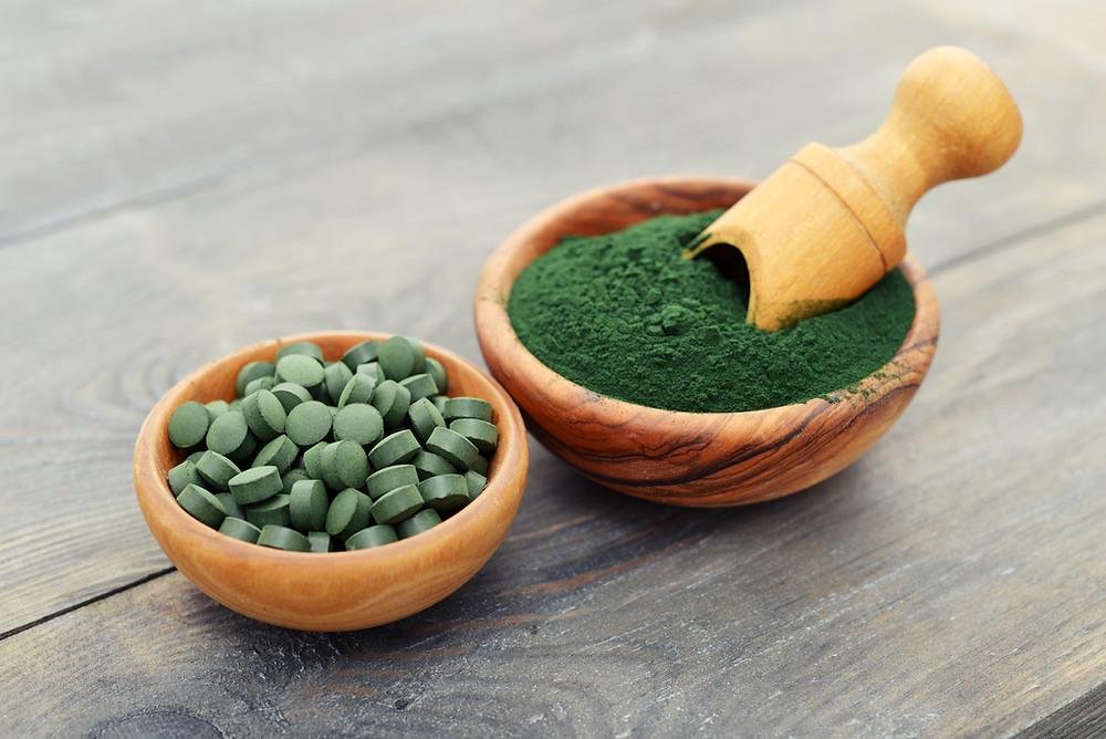 Spiruline : l'algue-bleue revitalisante