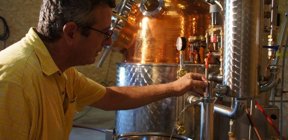 Distillerie en Drome Provençale