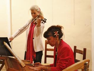 AU Centre Artistique, sept instruments pour deux interprètes