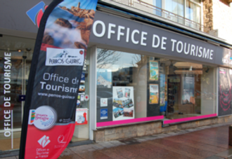 office de tourisme perros guirec
