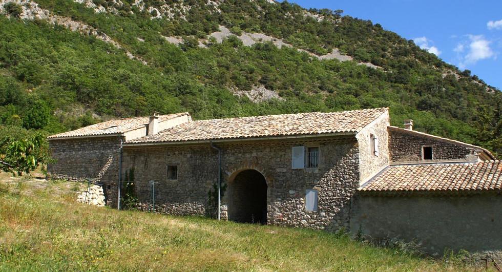 Location de gîte en Drôme Provençale