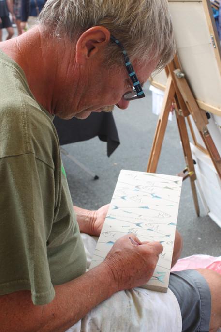 Patrick Le Gars Artiste Peintre Bretagne