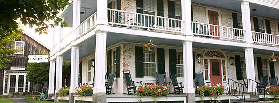 The Grafton Inn in Grafton Vermont