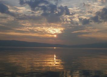 Maintenant, Ohrid, et Nouvelle étape