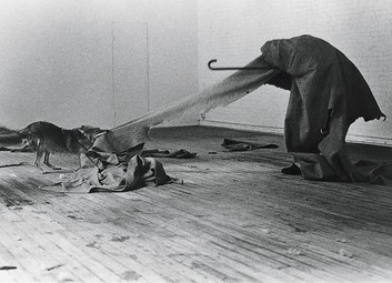 Joseph Beuys : l'animal sait l'homme