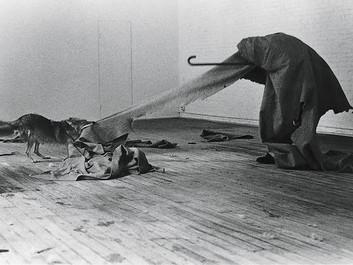Joseph Beuys : l'animal sait l'homme