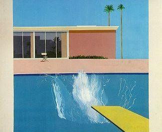 Le plongeon de David Hockney à l'épreuve du temps