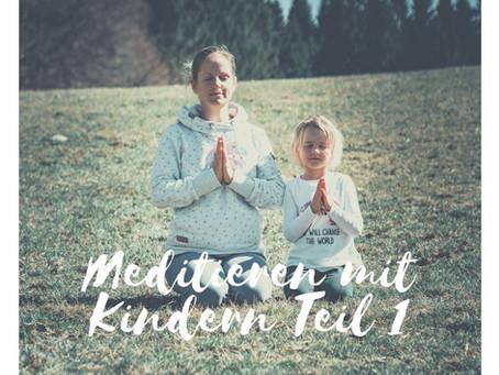 Meditieren mit Kindern Teil 1 (Bauch-, Luftballonatmung)