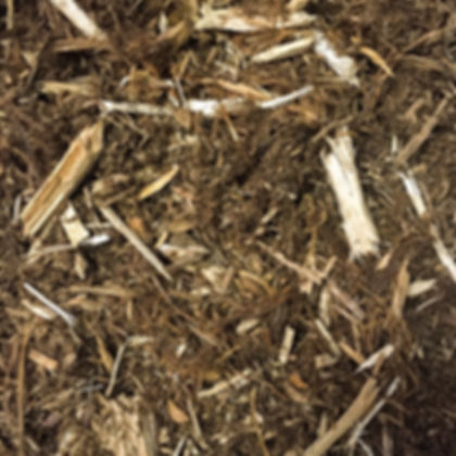 Northern White Cedar Mulch