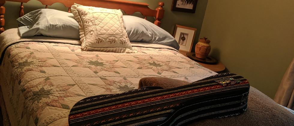 Double or single occupancy, queen semi firm mattress