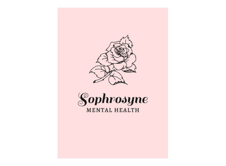 Welcome to Sophrosyne!