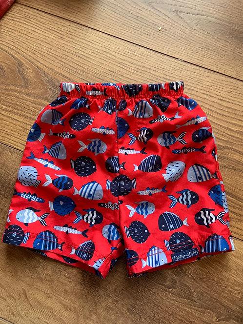 JoJo 0-3mnths Swim Shorts
