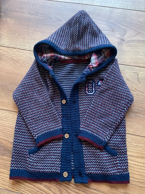 George 6-9mnth Knitted Cardigan