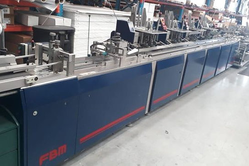 FBM automatic wrapping system