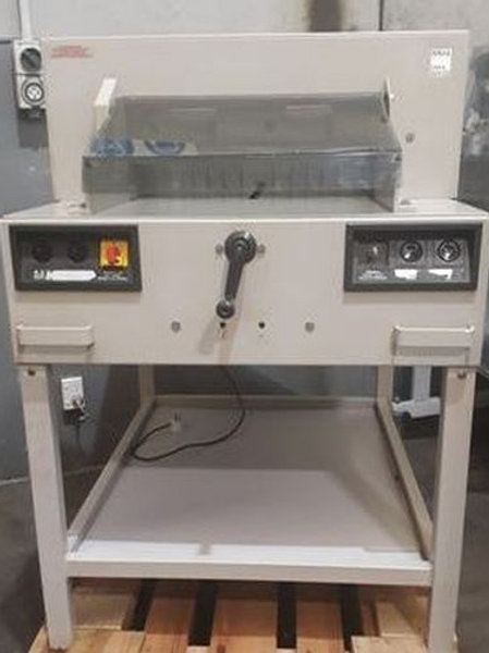 Ideal 5250 guillotine