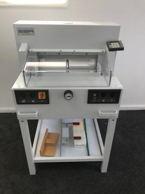 EBA 485EP guillotine