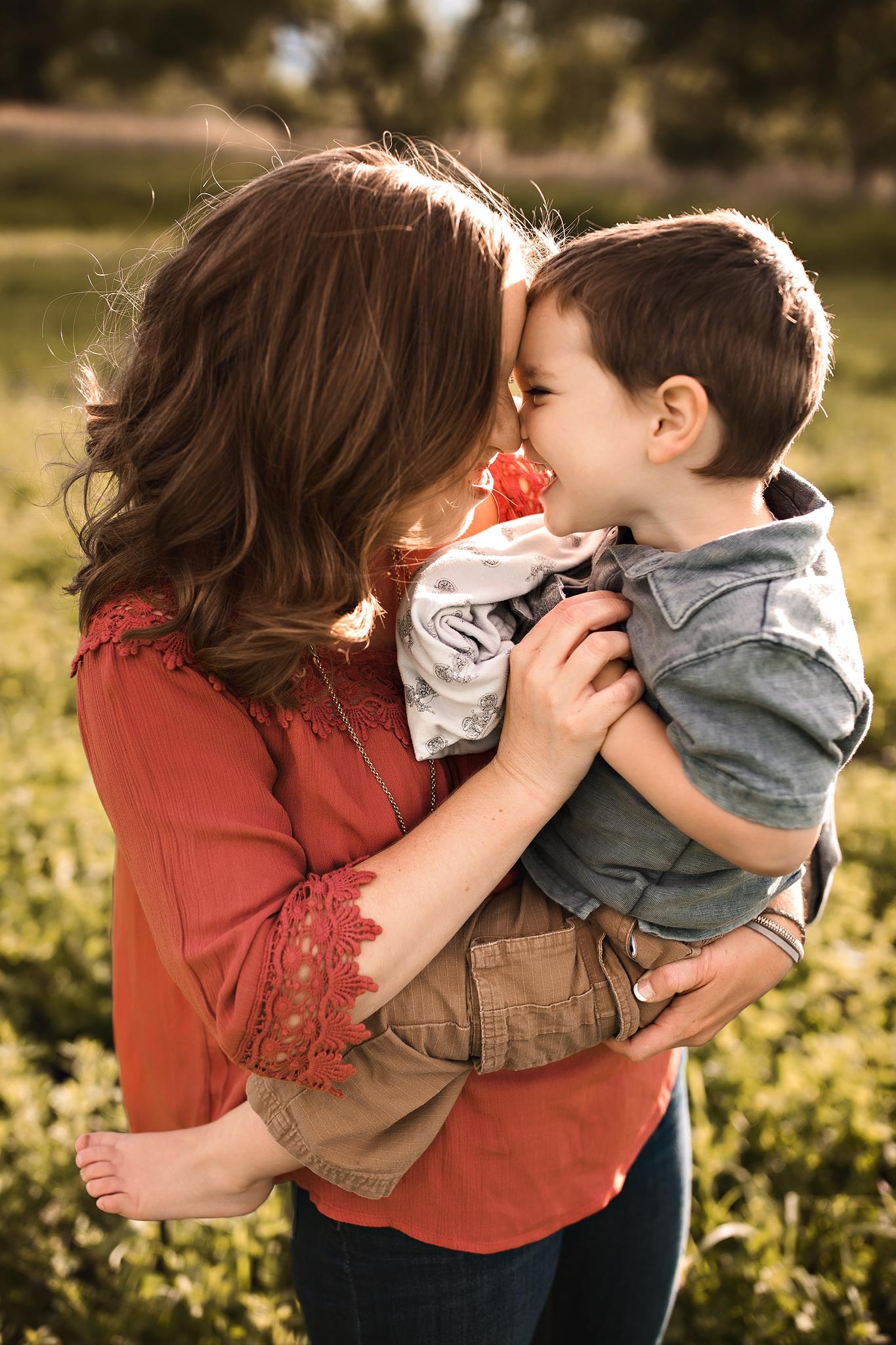 A mama's love