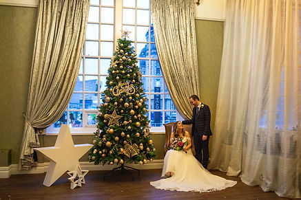 Christmas Wedding at 30 James Street